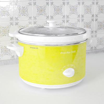 Autocuiseur jaune rétro 3D | 3D Library | Scoop.it