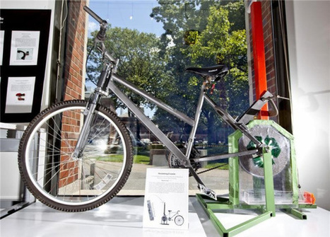 Bicyclean — Pedal-Powered Means Of Recycling E-Waste In Developing Nations | Sustain Our Earth | Scoop.it