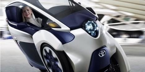 Grenoble : un concept-car électrique en libre service en 2014 | Innovation dans l'Immobilier, le BTP, la Ville, le Cadre de vie, l'Environnement... | Scoop.it