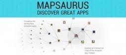 Mapsaurus, recomendaciones Android | Ciberseguridad + Inteligencia | Scoop.it