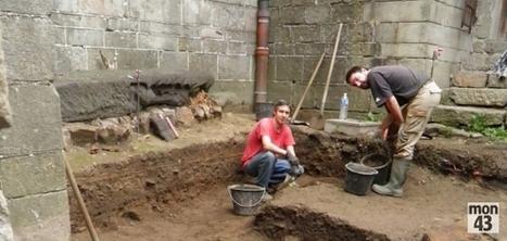 La Chaise-Dieu (43) : les archéologues dans l'abbaye | HADES - Archéologie | Scoop.it