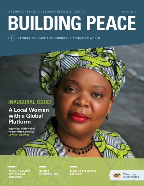 Integrating Peace and Security in a Complex Wor...   Peacebuilding and Cross-Cultural Learning for International Development   Scoop.it