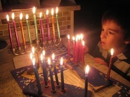 How to prepare your child with special needs for Chanukah | Communication and Autism | Scoop.it