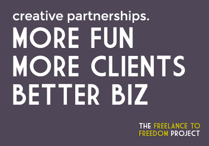 More Fun. More Clients. The Benefits of Collaboration. | Freelancing & Business | Scoop.it