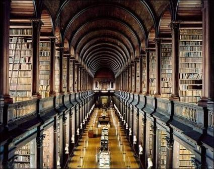 Twitter / Trillian_01: @Diane_Keaton #Libraries The ... | Library and Information Services | Scoop.it