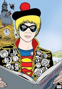 Why academics are taking comic books seriously   Narrative IN Learning, Narrative AS Learning   Scoop.it