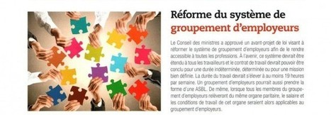 ADL Awans - Economie - Infos & autres | Cadres de Direction en Temps Partagé | Scoop.it