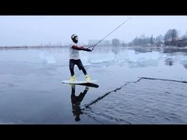 Drone-Assisted Wakeboarding - Funny Videos at Videobash | Sports Entrepreneurship - McNerney 4140772 | Scoop.it