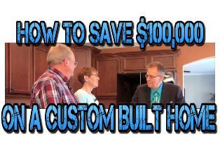 """(Pssst!) Wanna Save $100,000 on a Custom Home?Tennessee Couple Says, """"Yes,"""" to Modern High-Tech Option 
