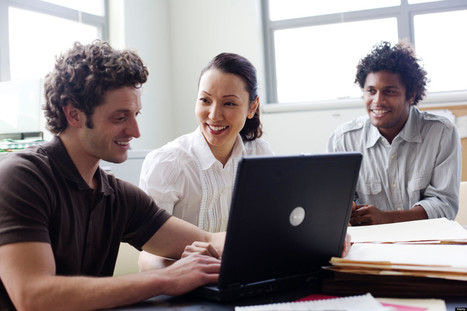 Bien être en entreprise: 7 idées pour améliorer le quotidien des ... - Le Huffington Post | Bien etre au travail | Scoop.it