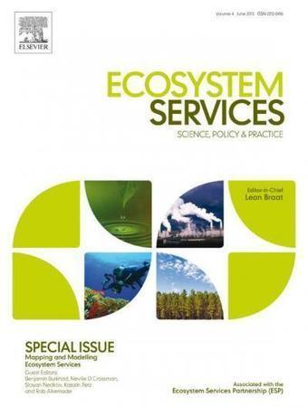 Ecosystem service mapping and modelling -- new special issue shows big steps forward | Science Codex | Corporate Ecosystem Services | Scoop.it