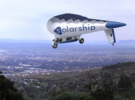 Solar Airship to Deliver Medical Supplies To Remotest Areas on Earth | Digital Sustainability | Scoop.it