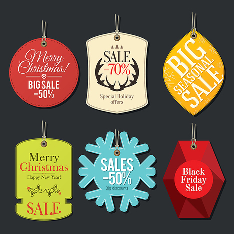 5 Tips for Designing Holiday Hang Tags for Business | Smartpress.com | Branding & Marketing for Businesses | Scoop.it