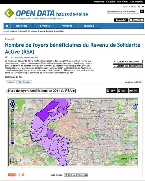 Geo By The Cloud | Portail de veille en Géomatique de l'ADEUPa | Scoop.it