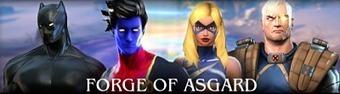 Marvel Heroes Game Update 2.2 Forge of Asgard Includes Runewords | Marvel Heroes MMO Guide | Scoop.it