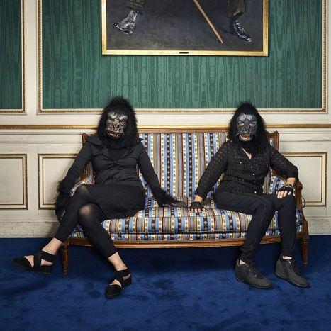 Les Guerrilla Girls secouent lecocotier de l'art   LittArt   Scoop.it