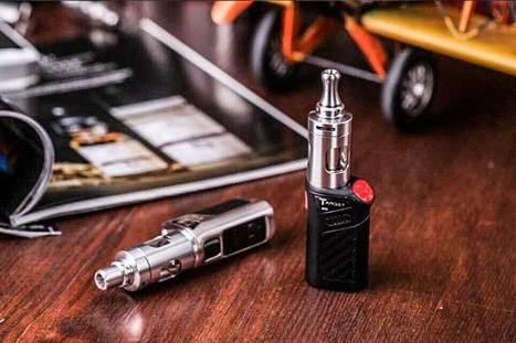 Kit Target Mini - Vaporesso | Cigarettes électroniques | Scoop.it