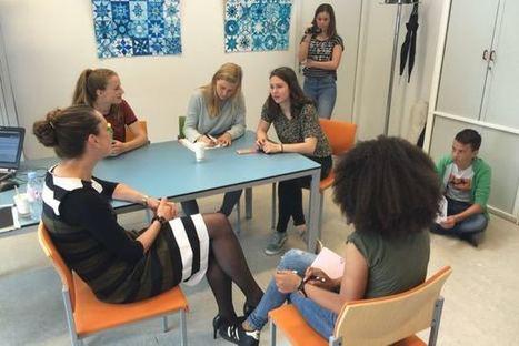 Leerlingen aan het woord in Leerlab | innovation in learning | Scoop.it
