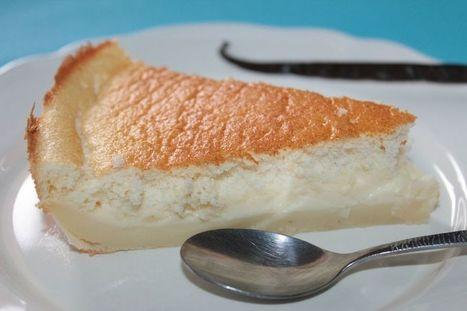 Le Gâteau de la Mère Francis (à la Vanille)   recettes pour Kitchenaid   Scoop.it