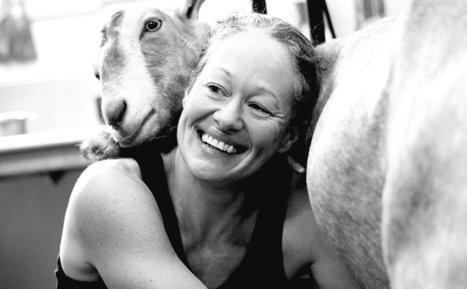 Photographing the Female Face of Farming - Modern Farmer | Garden Grunt | Scoop.it