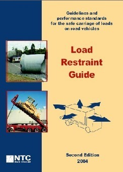 NTC - Load Restraint Guide - Home Page | Focus Quest 2, 3 & 4 submission OHS safety Accident forensics | Scoop.it