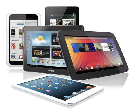 The boom times appear over for the tablet market   L'actualité du monde des tablettes   Scoop.it