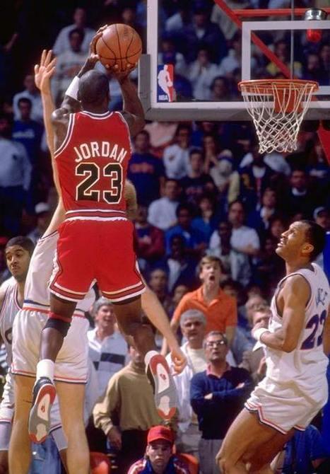SI's 100 Best Michael Jordan Photos - SI.com Photos | Most influential sports figures | Scoop.it