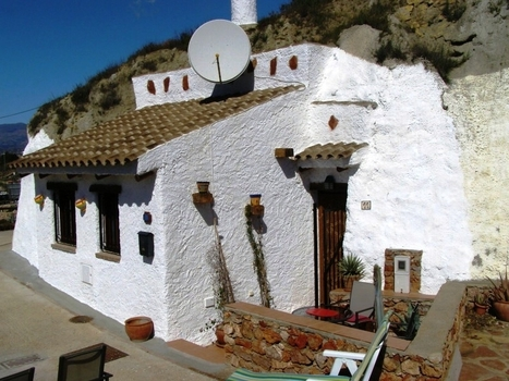 Cave house in Terque, Almeria is on Sale | Almeria Properties For Sale | Scoop.it