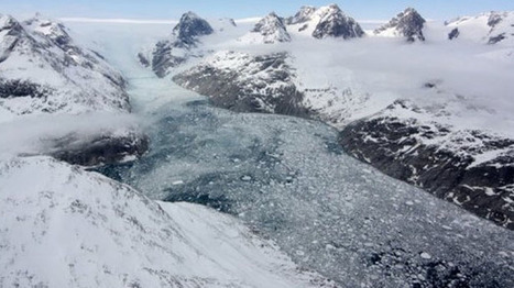 Global warming helps #Greenland snag its first big mining contract making things worse #climate | Greenland | Scoop.it