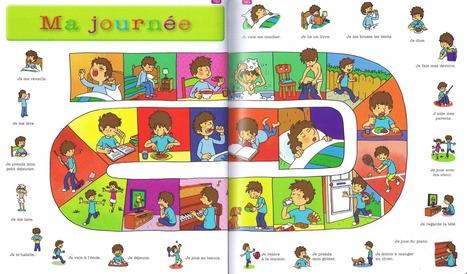 Ma journée | Français | Scoop.it