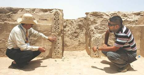 Ruins serve as a memento of Iraqi Christians' glorious past - Bend Bulletin | Christian News | Scoop.it