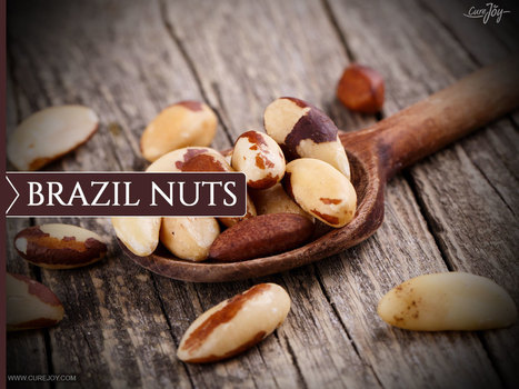 Top 10 Healthy Nuts And Seeds You Should Eat Every Day | LibertyE Global Renaissance | Scoop.it