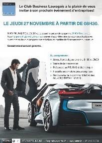 Le CBL à la découverte des voitures électriques ! | Toulouse & son économie | Scoop.it
