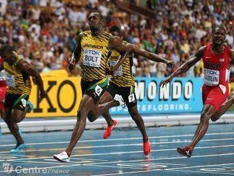 Le Jamaïcain, déchu il ya deux ans, reprend son titre sur 100 m - L'Yonne Républicaine | TOP | Scoop.it