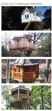 The Building and Construction of Tree Houses | Tree House | Scoop.it