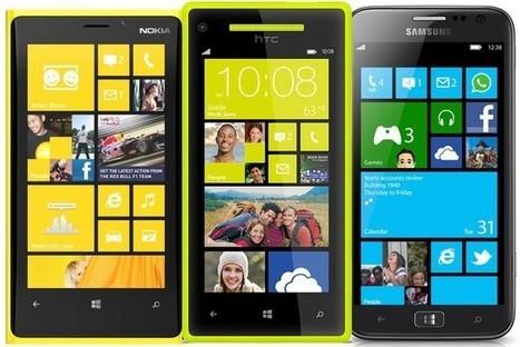 Comparativa entre el Lumia 920, HTC 8X y Samsung ATIV S | Mobile Technology | Scoop.it