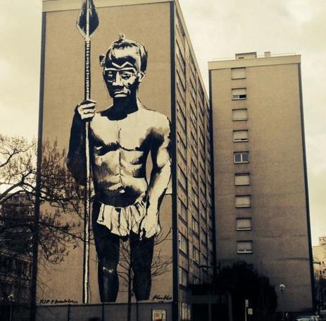 La grande randonnée du street art de Paris à Vitry est en bonne voie   694028   Scoop.it