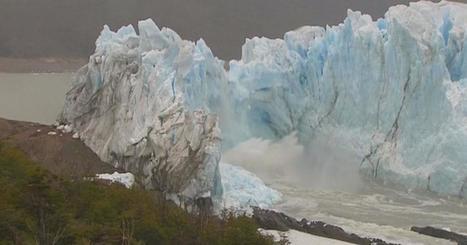 La fonte des glaces et l'élévation du niveau de la mer sont de plus en plus rapides   Développement durable et efficacité énergétique   Scoop.it