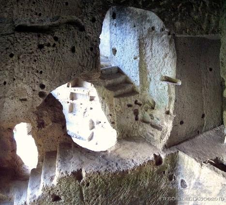 Ischia di Castro (VT) - Alla scoperta degli eremi rupestri nascosti lungo il Fiora || Leggi tutti i dettagli su Tesori del Lazio | I tesori del Lazio - Treasures of Latium - Magazine | Scoop.it