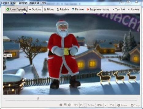 ScreenToGif : un logiciel gratuit pour enregistrer votre écran au format GIF animé maintenant en français | tice | Scoop.it