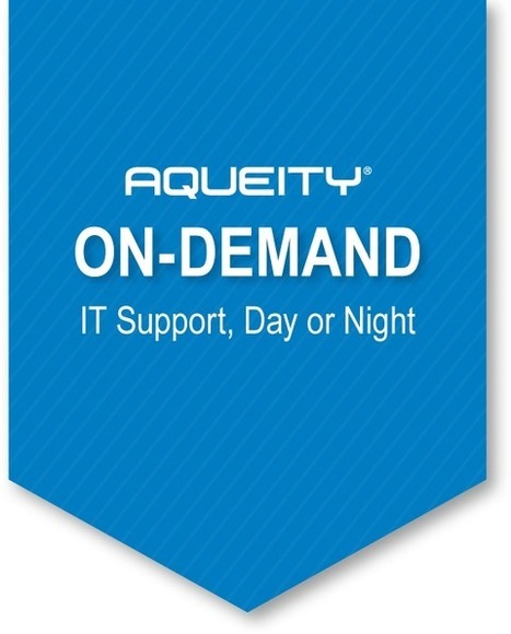 Technical Support Chicago | On Demand IT Help Desk – Aqueity | IT Support Services In Chicago | Scoop.it