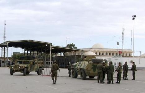 Militants attack Tunisian forces near Libyan border, 50 killed | The Pulp Ark Gazette | Scoop.it