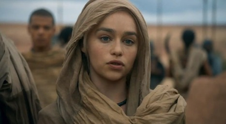 Epic New GAME OF THRONES War Promo with NewFootage | Geek On | Scoop.it