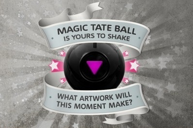 Magic Tate Ball app | Tate | Open P2P ReadWrite Museums • Free Culture • Co Creation | Scoop.it