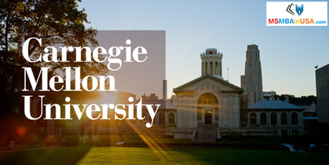 Carnegie Mellon University | Profile Evaluation| University Search| Discussion Forum | Scoop.it