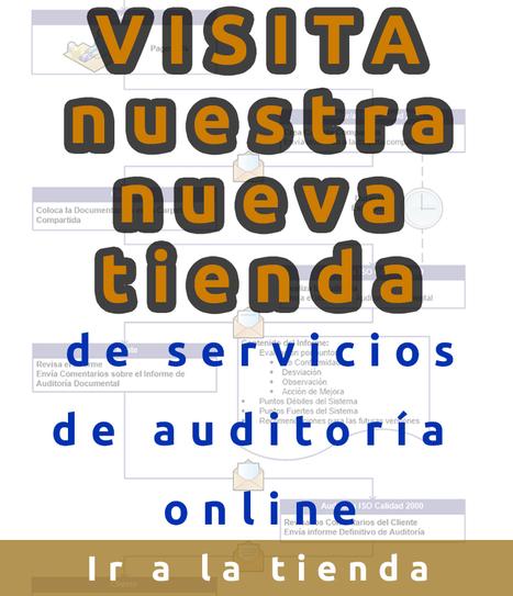 Nueva Tienda On Line | ISO Calidad 2000 | Scoop.it