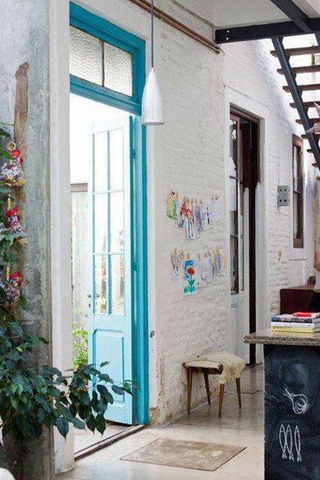 11 ejemplos para transformar tu casa color y pintura   Mil Ideas de Decoración   Decoración de interiores   Scoop.it