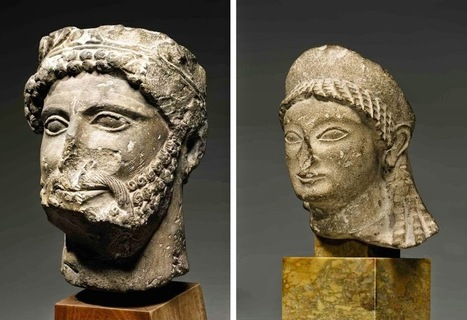 The Archaeology News Network: Sotheby's sells two Cypriot heads despite objections | The Related Researches & News of Dr John Ward | Scoop.it