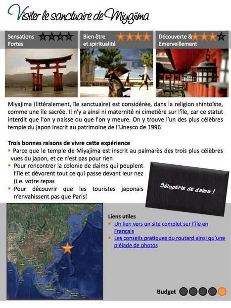 A faire – le sanctuaire de Miyajima | développement personnel | Scoop.it