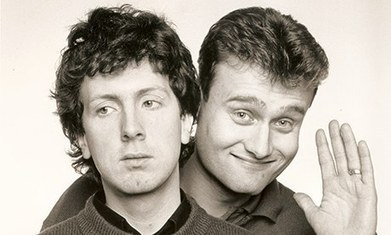 Comedians Hugh Dennis and Steve Punt on their funny relationship | Project Fellowship | Scoop.it